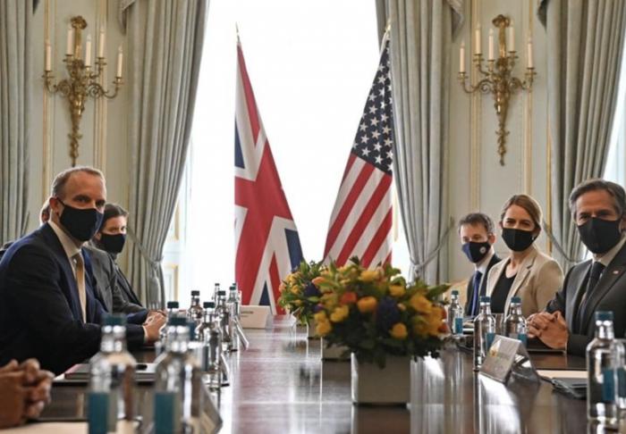 七国集团外长会伦敦开幕 关注疫后经济复苏等议题