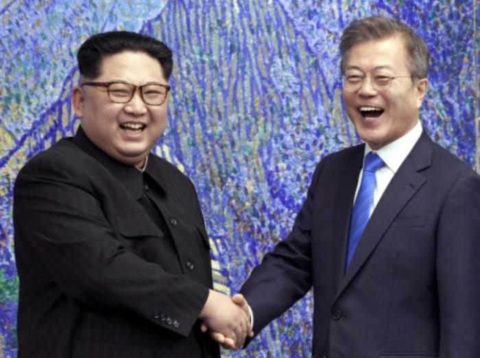 时隔413天!朝韩宣布全面恢复中断的通信联络线