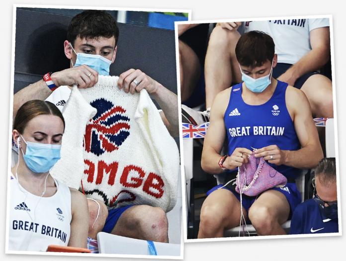 英国拿这届奥运金牌的,竟是这样一群人!主厨,时装设计师,助教,编织爱好者……